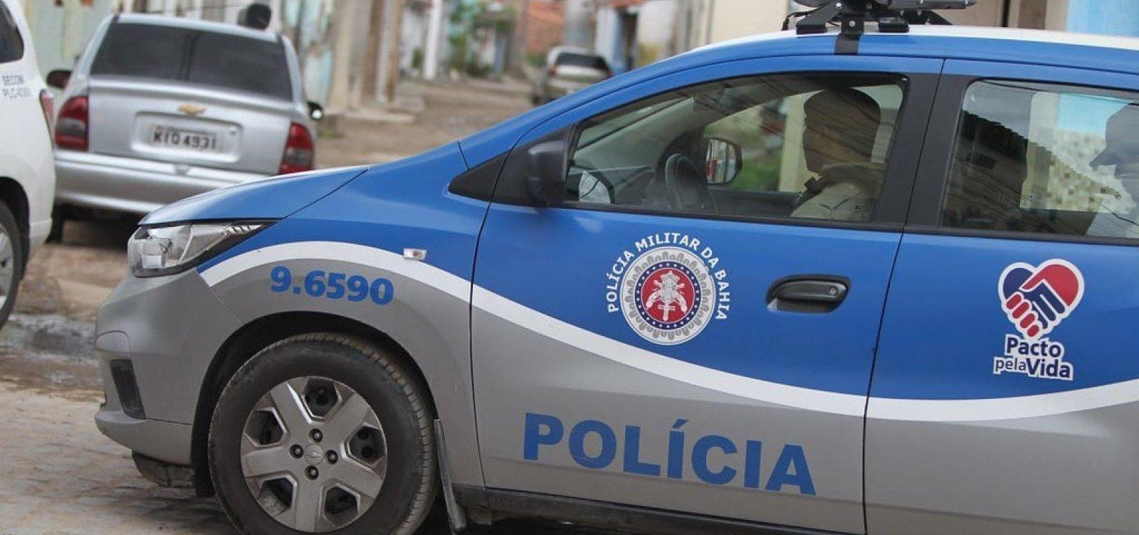 [Quatro PMs envolvidos com assassinatos são presos em Salvador]