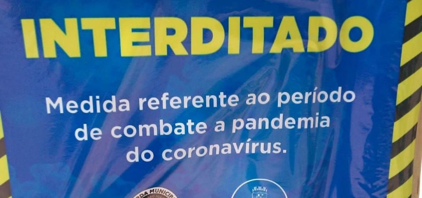 [Coronavírus: prefeitura de Mata de São João bloqueia acesso a Praia do Forte]