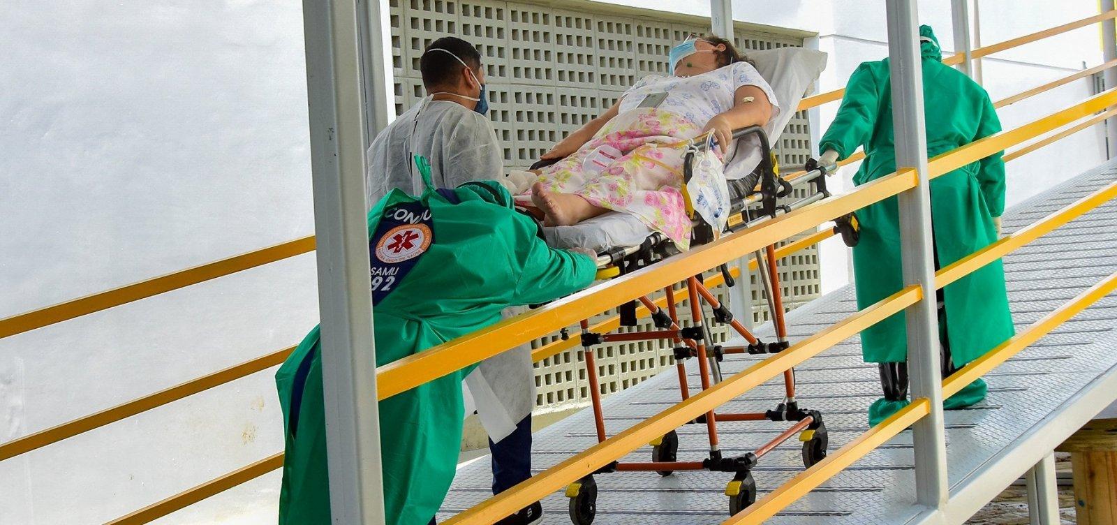 [Número de mortes por coronavírus na Bahia sobe para 295; 2.199 pacientes estão curados]