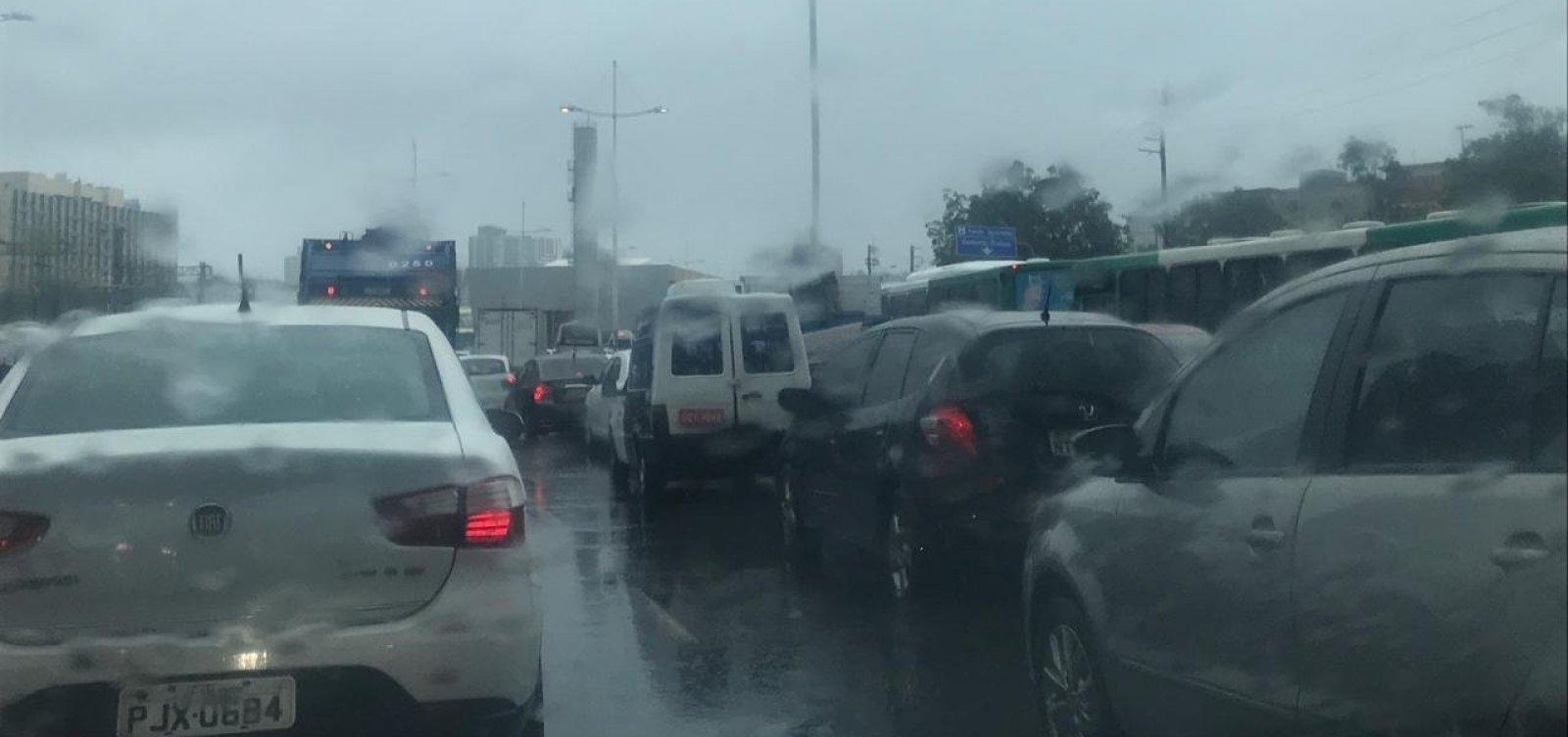 [Salvador terá chuvas fortes e ventos de até 61 km/h devido a frente fria; saiba mais]