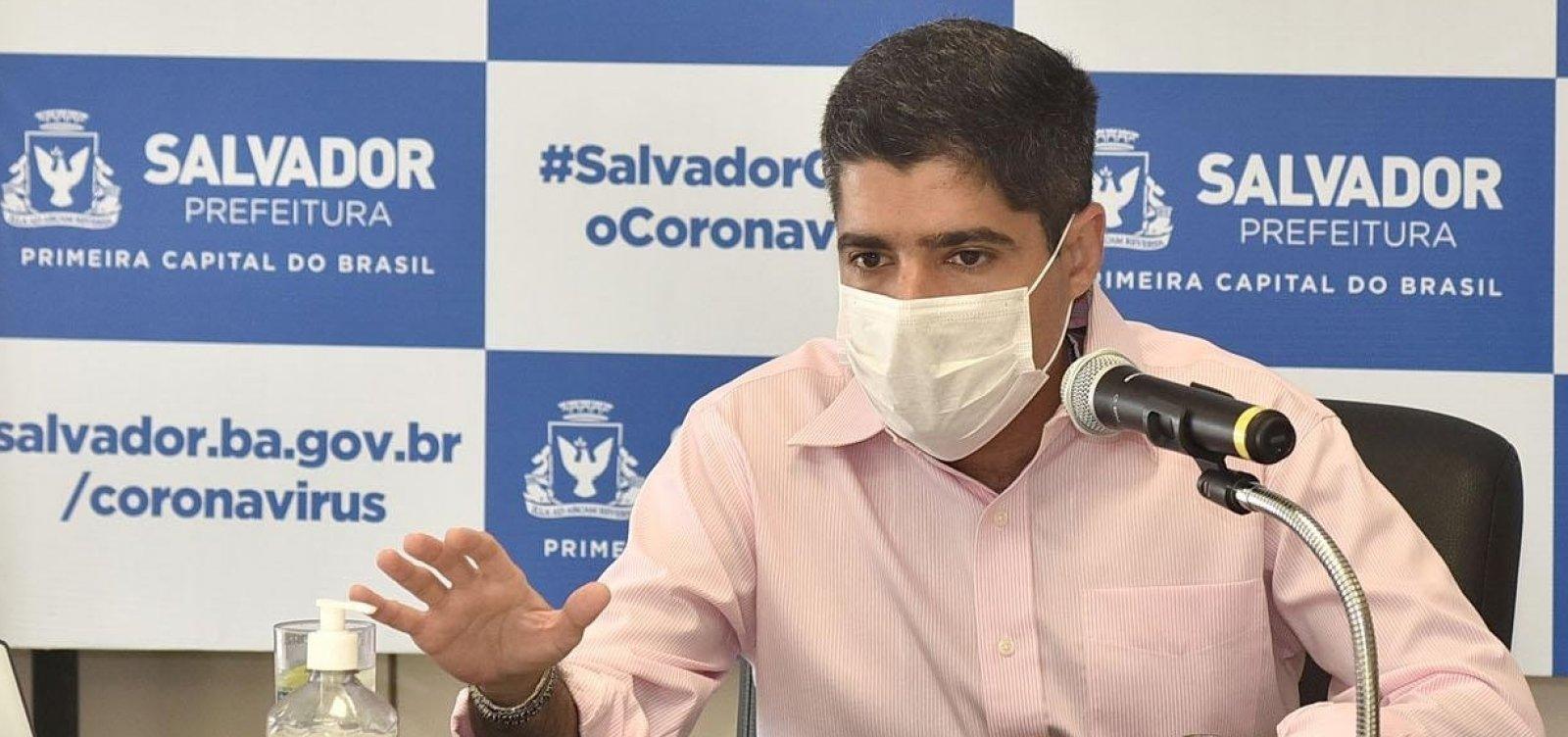 [Prefeito suspende medidas na Boca do Rio, no Centro e inclui três bairros; confira]
