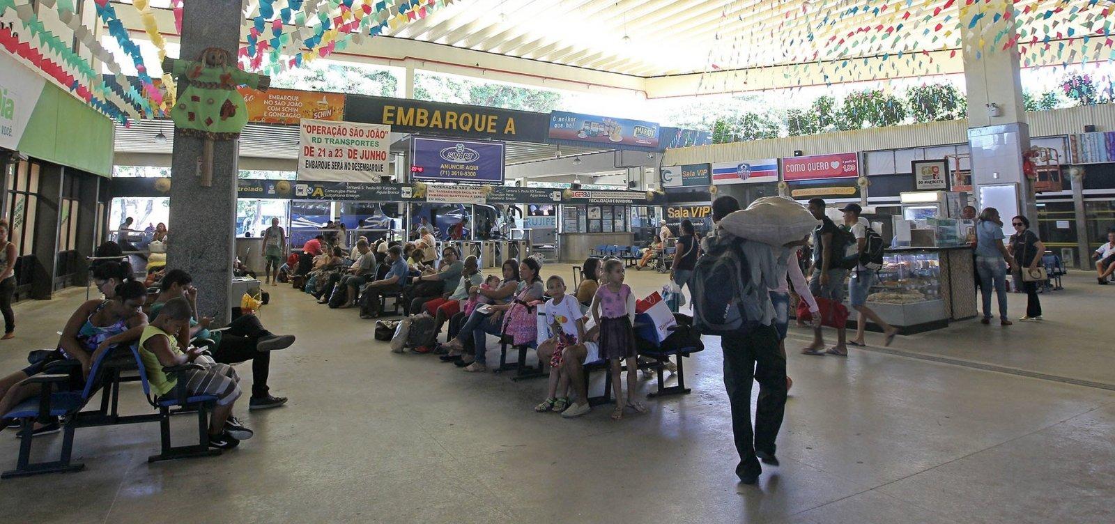 [Bahia tem mais 25 municípios com transporte suspenso; total chega a 174]