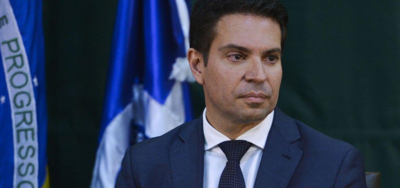 [Ramagem comandou operação da PF que deu origem a investigação relacionada a Flávio Bolsonaro]