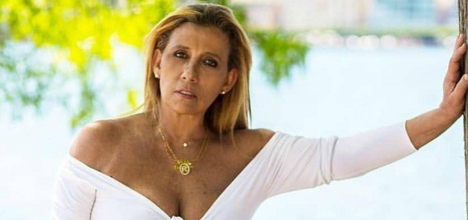 [Rita Cadillac recebe auxílio emergencial de R$ 600: 'Veio em boa hora']