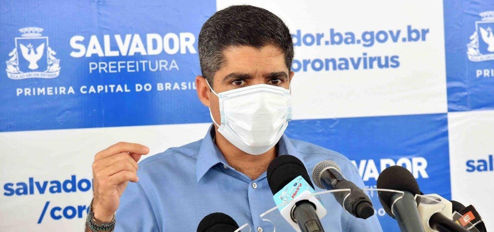[Prefeitura determina medidas restritivas em Brotas e Cosme de Farias e suspende intervenção na Pituba]