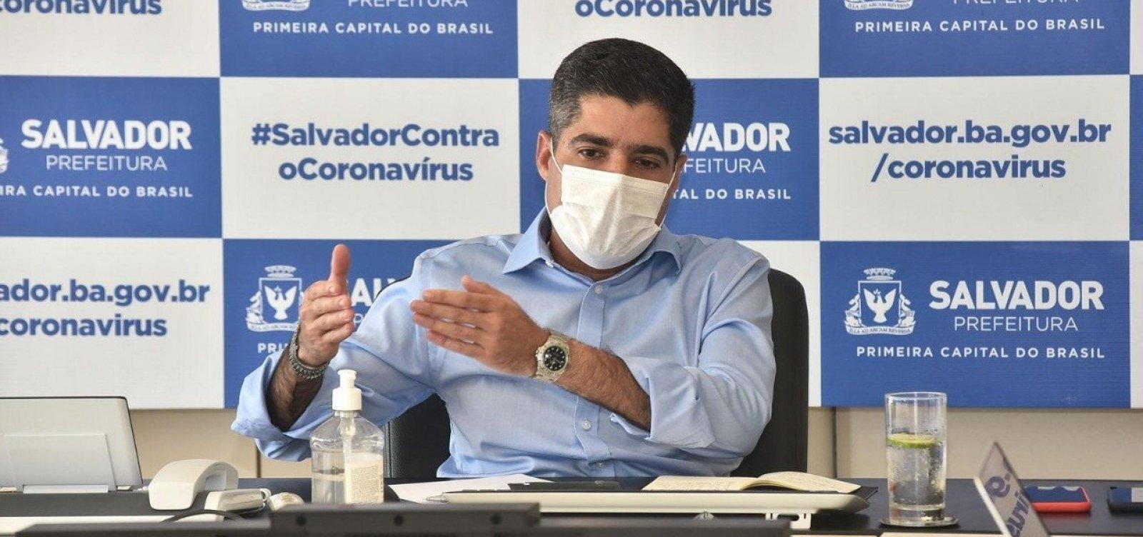[Taxa de transmissão do coronavírus em Salvador cai para 5,7%]