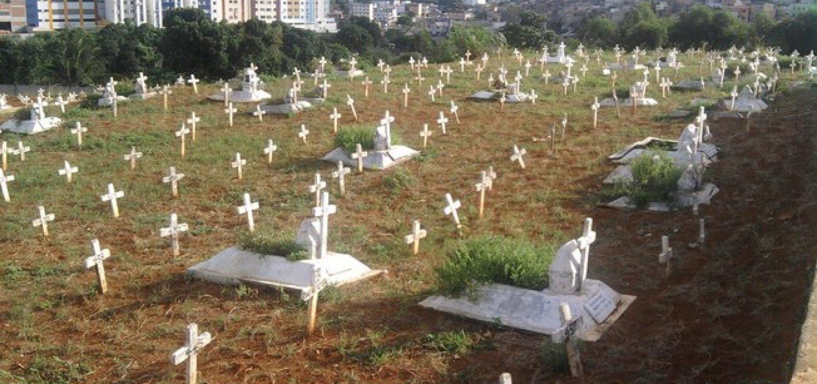 [Prefeitura de Salvador faz cotação de preço para comprar 2 mil sacos de óbito para Covid-19]