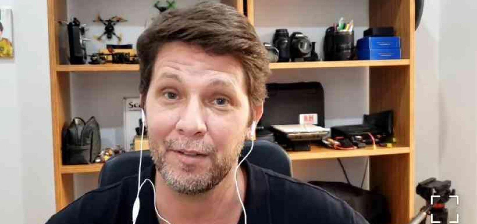 [Ator Mario Frias é o cotado para assumir Secretaria da Cultura de Bolsonaro]