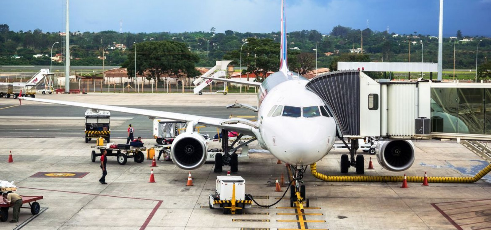 [Anac divulga novas regras para serviço de bordo em voos comerciais]
