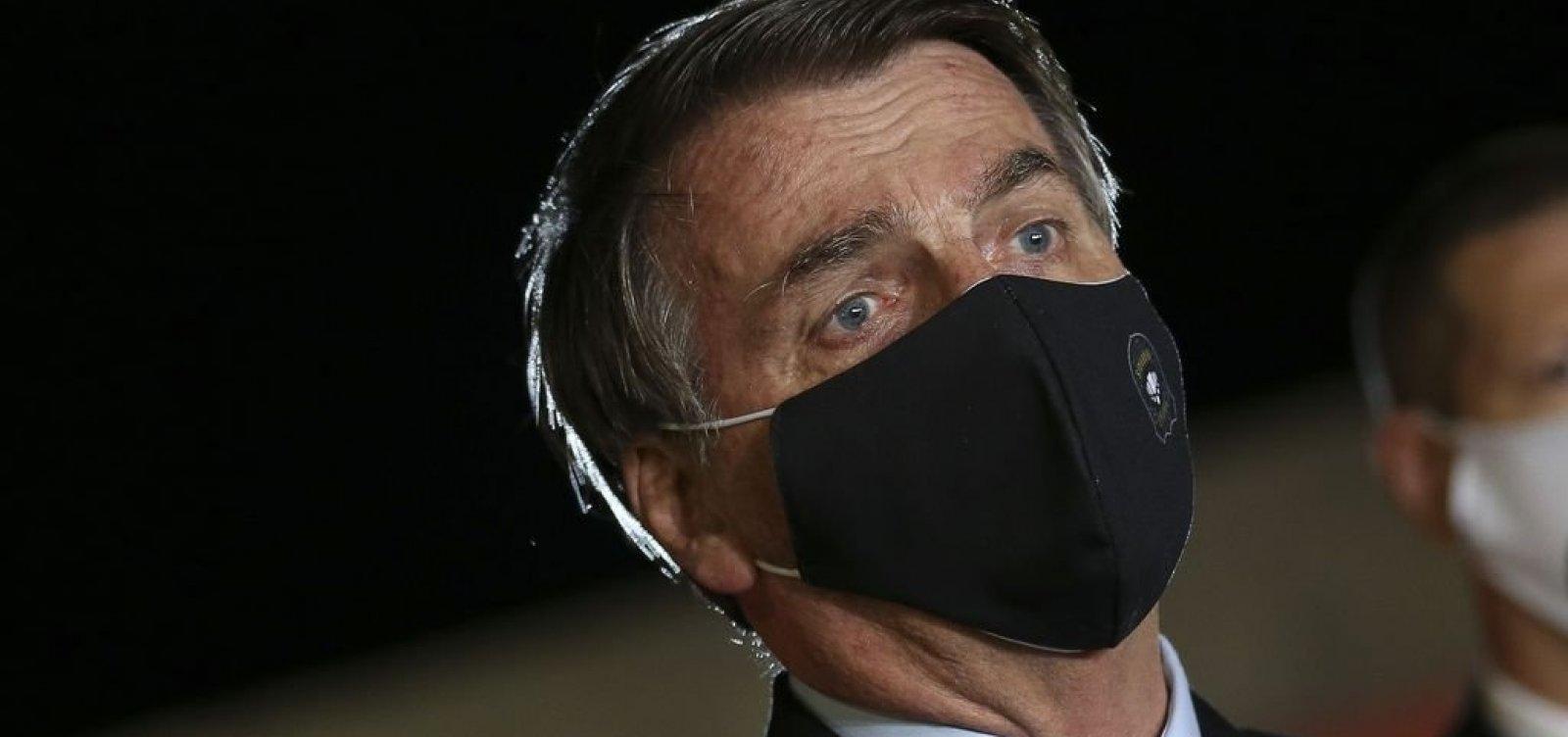 [Superintendente diz que Bolsonaro não demonstrou insatisfação com caso Adélio]