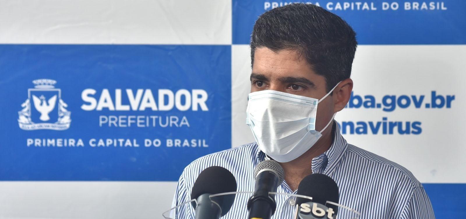 [Após nova reunião com Bolsonaro, Neto diz que não vai deixar de dialogar com o presidente]