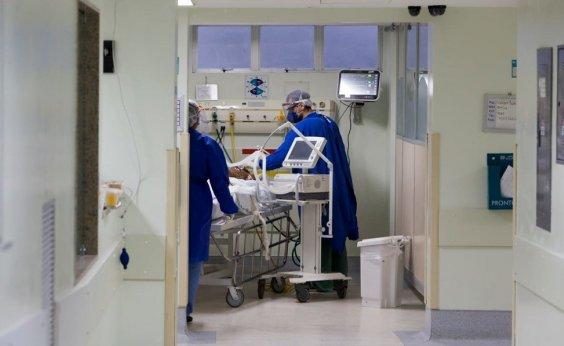 [Número de profissionais de saúde diagnosticados com Covid-19 quase triplica em uma semana na Bahia]