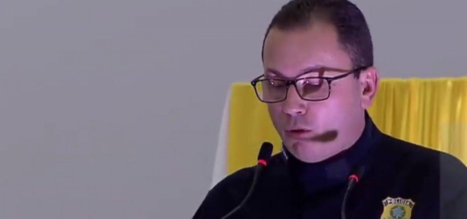 [Bolsonaro exonera diretor-geral da Polícia Rodoviária Federal após nota de falecimento]