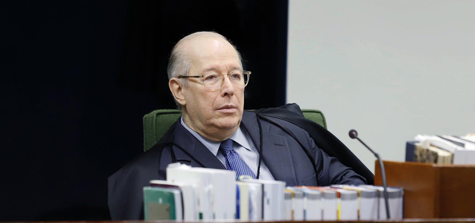 [Celso de Mello autoriza divulgação de vídeo de reunião ministerial de Bolsonaro]