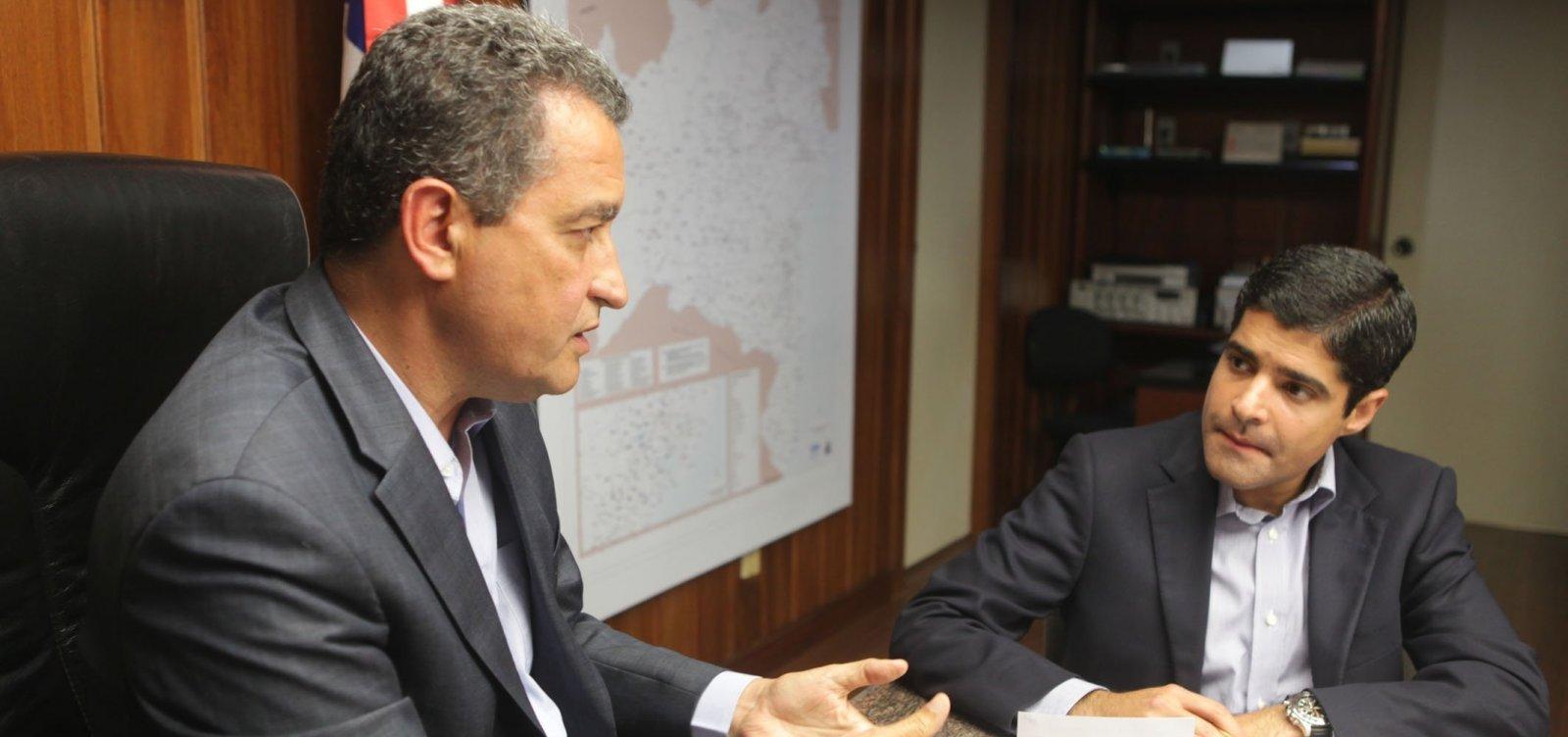 [Governador diz esperar que atividades econômicas retomem na semana do São João]