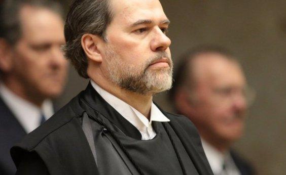 [Inquérito do STF encontrou 'ameaças reais' contra a Corte, diz Toffoli]