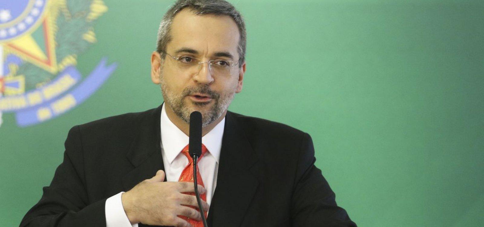 [Ministro da Educação chamou Brasília de 'porcaria': 'É muito pior do que eu podia imaginar']