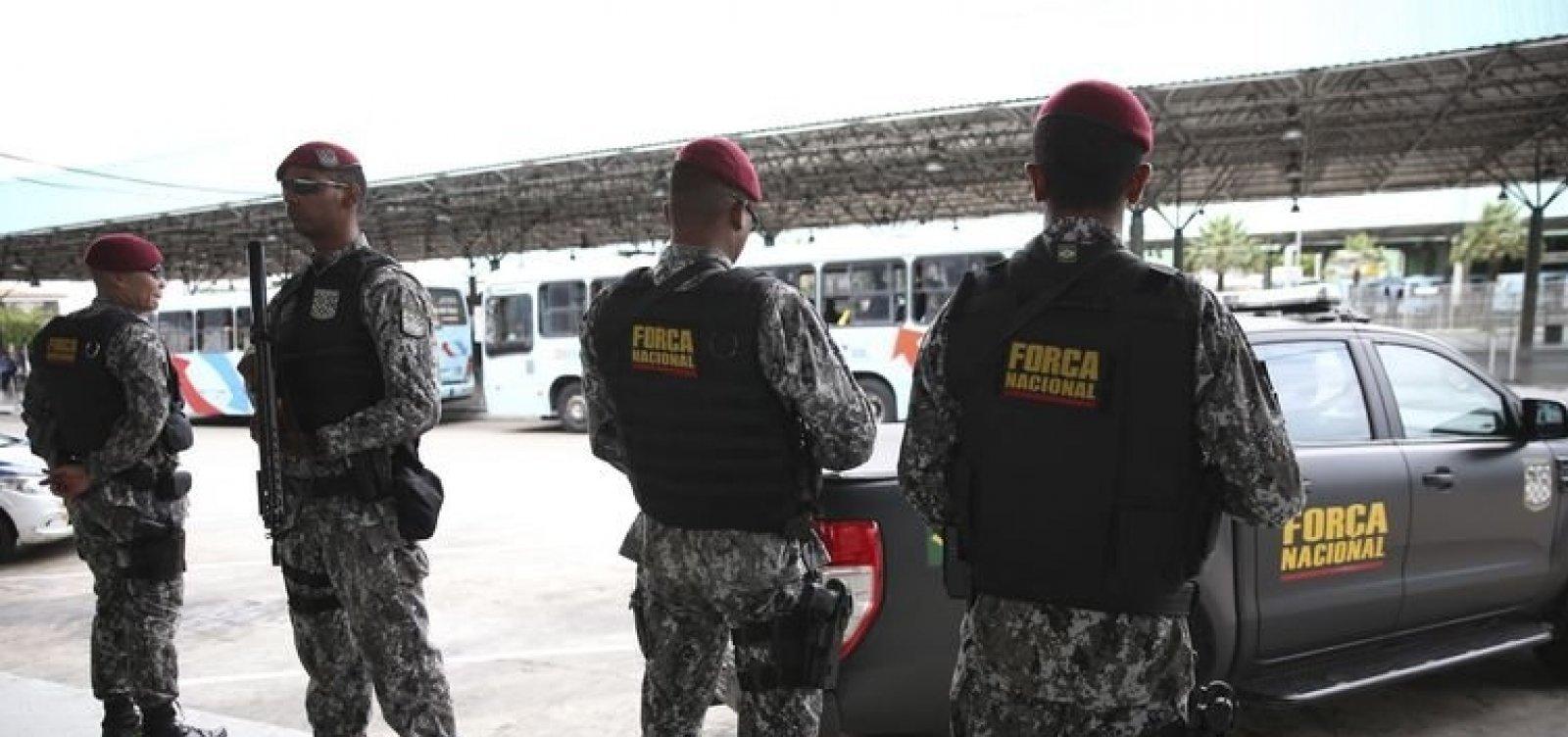 [Ministério da Justiça autoriza uso da Força Nacional na Amazônia Legal]