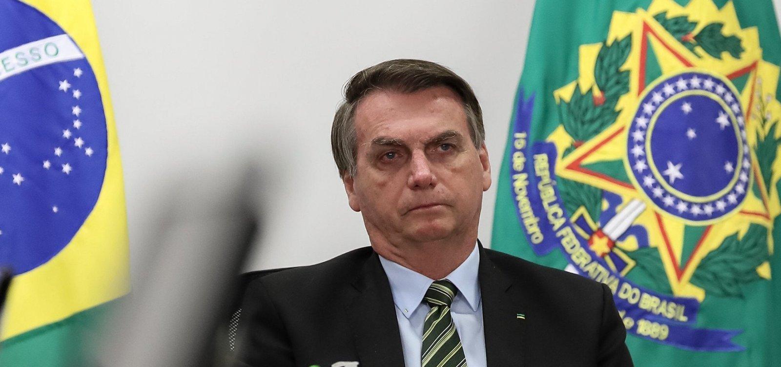 [Bolsonaro diz que vídeo da reunião ministerial não apresenta provas contra ele]
