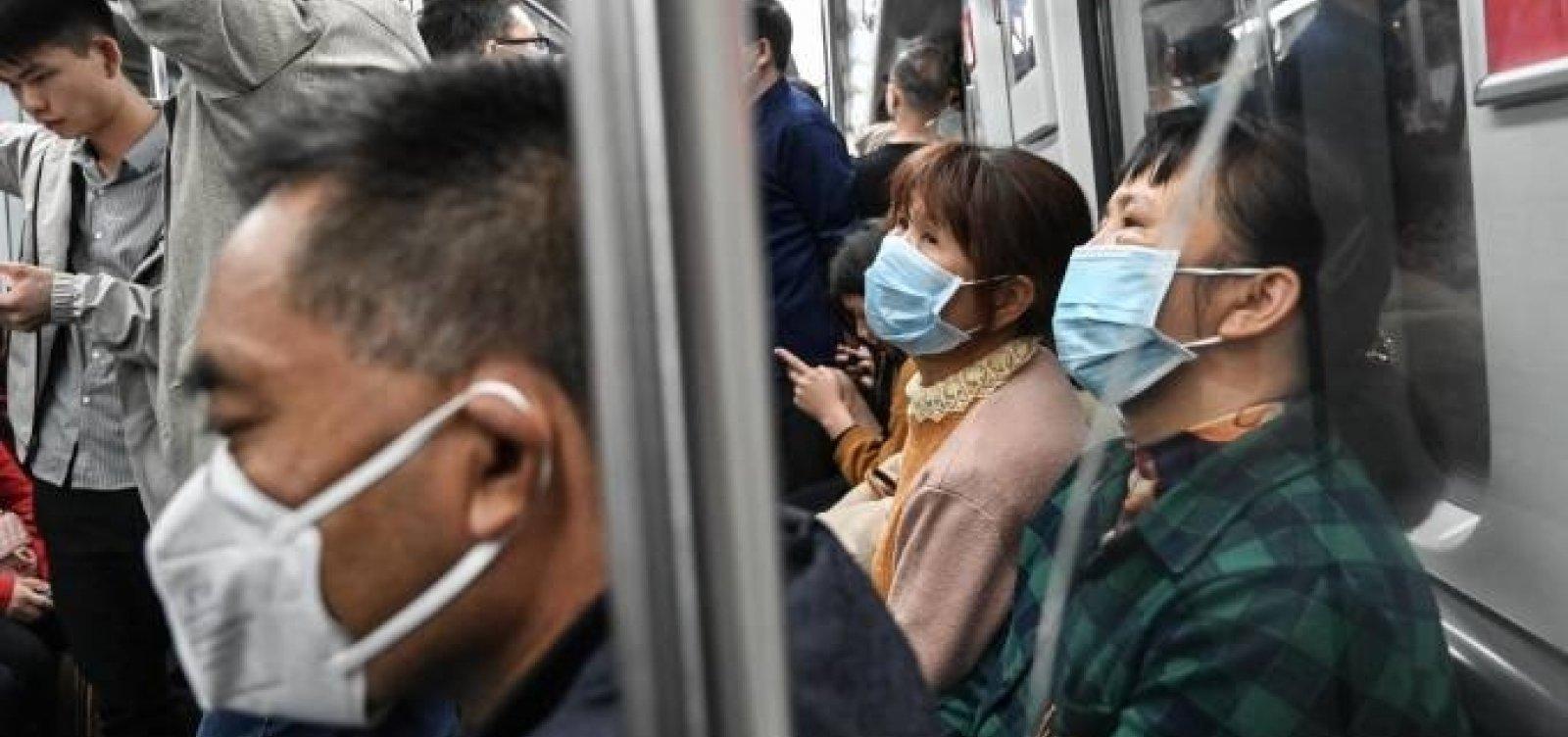 [China afirma que pela primeira vez não registrou novos casos de coronavírus]