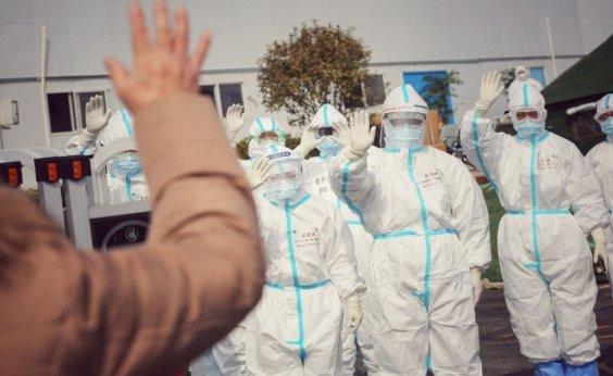 [Número de recuperados de coronavírus no mundo ultrapassa marca dos 2 milhões]