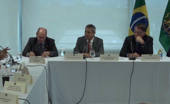 [Vídeo de reunião ministerial deve se tornar material para abertura de novas investigações]