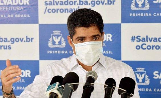 [ACM Neto sanciona na segunda auxílio de R$ 250 para acolhidos com coronavírus]