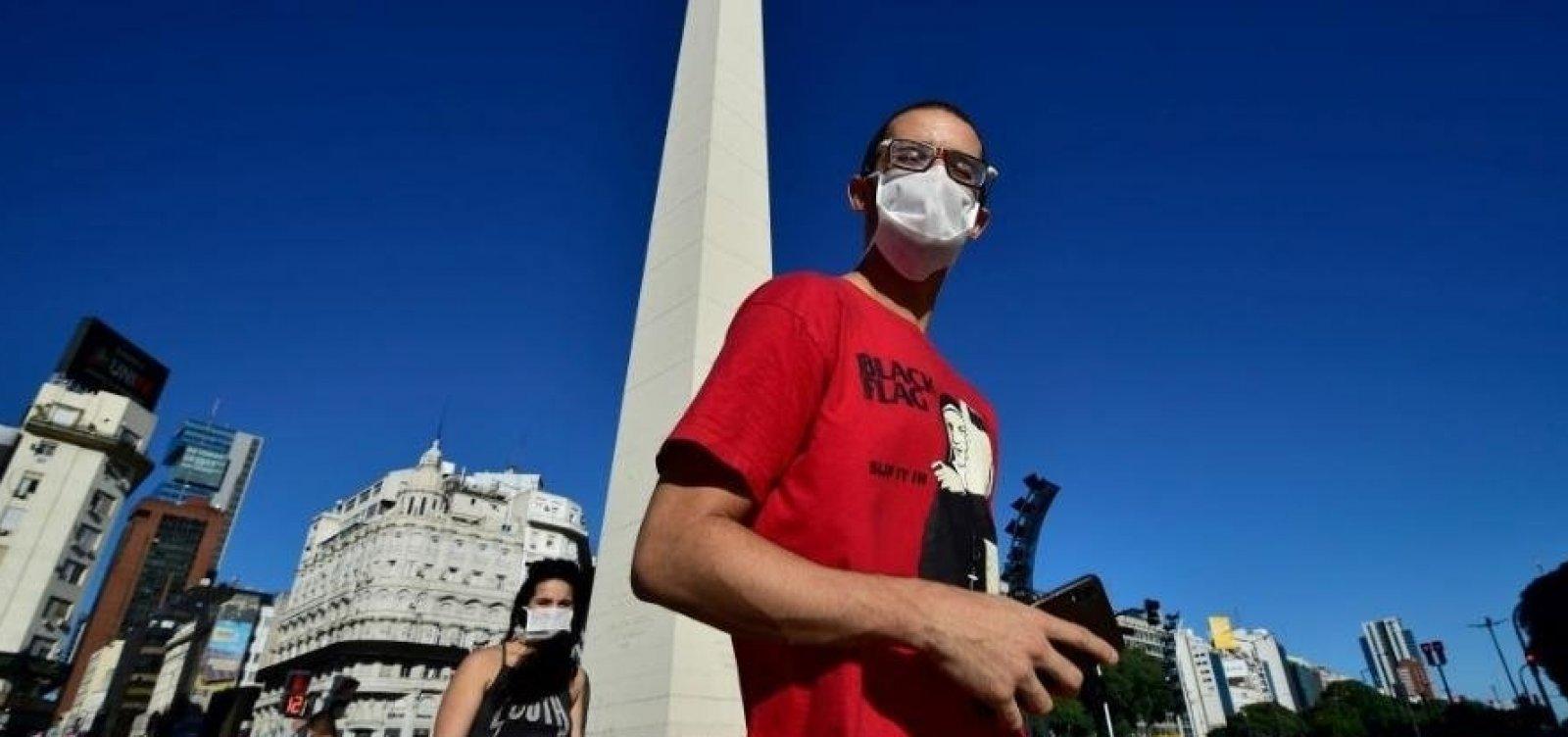 [Argentina prorroga lockdown até 7 de junho e endurece medidas em Buenos Aires]
