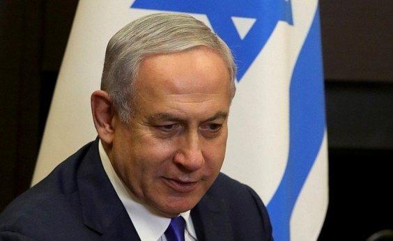 [Primeiro-ministro de Israel, Benjamin Netanyahu começa a ser julgado por corrupção]