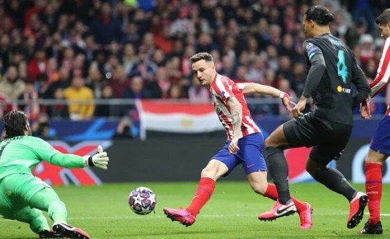 [Estudo aponta que jogo entre Liverpool e Atlético provocou 41 mortes por covid-19]