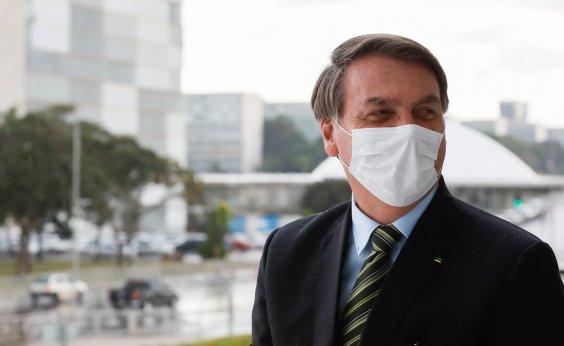 [Bolsonaro diz ter imagem ruim no exterior por mídia mundial ser de esquerda]
