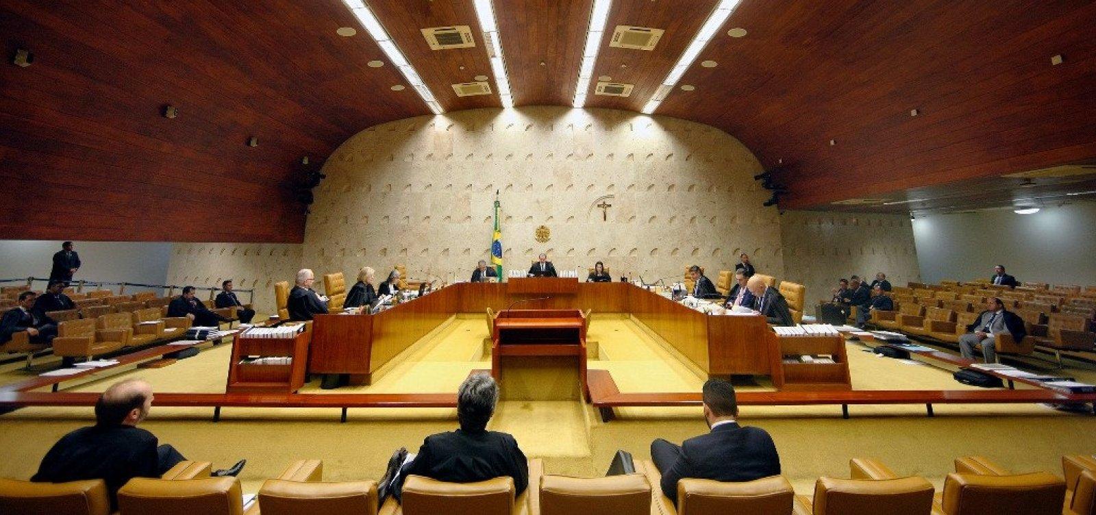 [Após vídeo, ministros do STF veem participação de 1º escalão do governo em atos antidemocráticos]