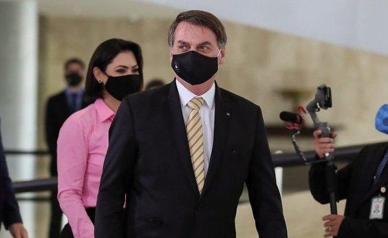 [Bolsonaro afirma em nota que não interferiu na PF e crê em arquivamento de inquérito]
