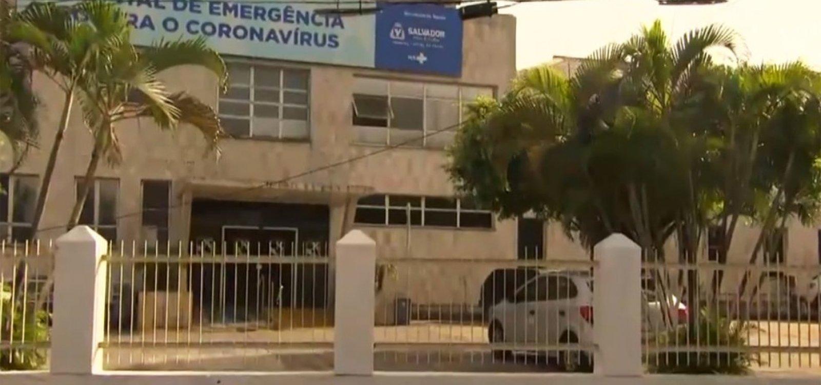 [Covid-19: hospital é inaugurado no bairro de Monte Serrat]