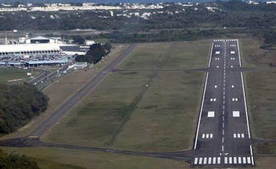 [Pista principal do aeroporto de Salvador vai entrar em obras a partir de 15 de junho]