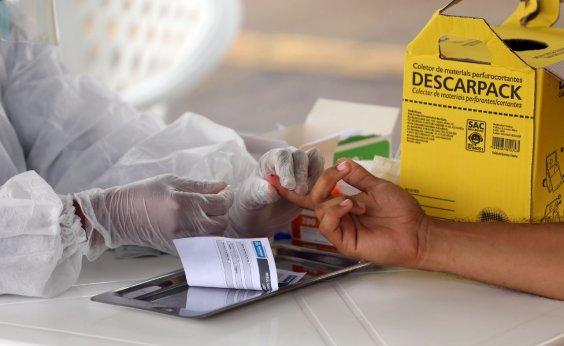 [Salvador: testes rápidos em bairros com medidas restritivas registraram mais de mil casos de Covid-19]
