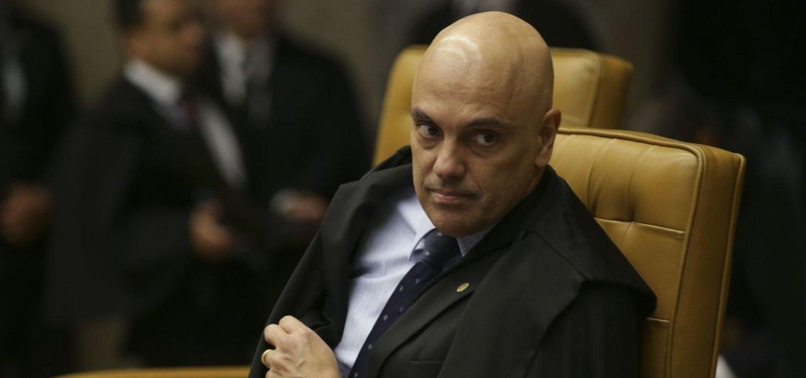 [Moraes diz que provas apontam para 'real possibilidade' de associação criminosa envolvendo gabinete do ódio]