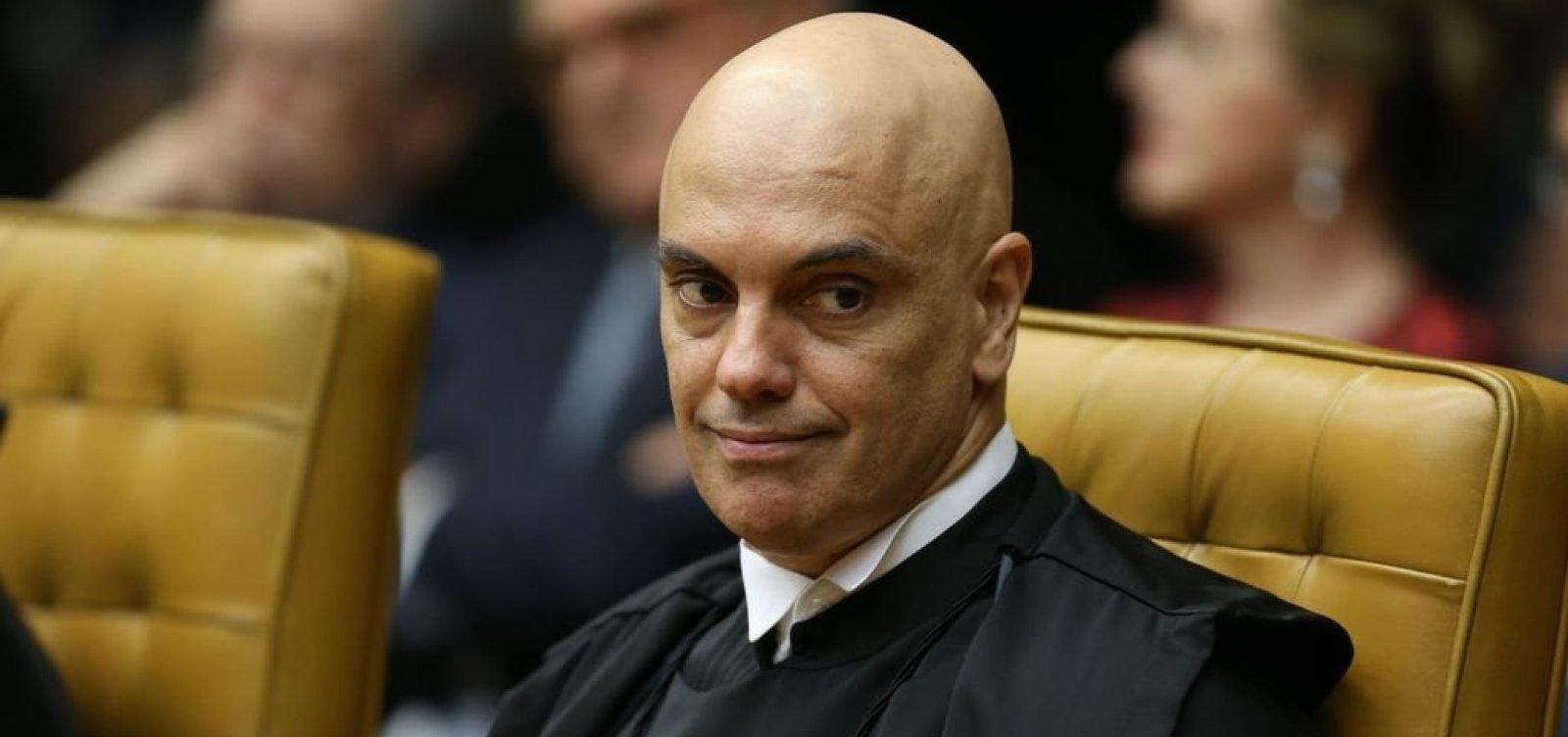 [Inquérito das Fake News: Moraes determina quebra de sigilo de 17 investigados]