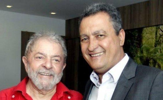 [Lula admite que PT pode lançar Rui Costa como candidato à presidência em 2022]