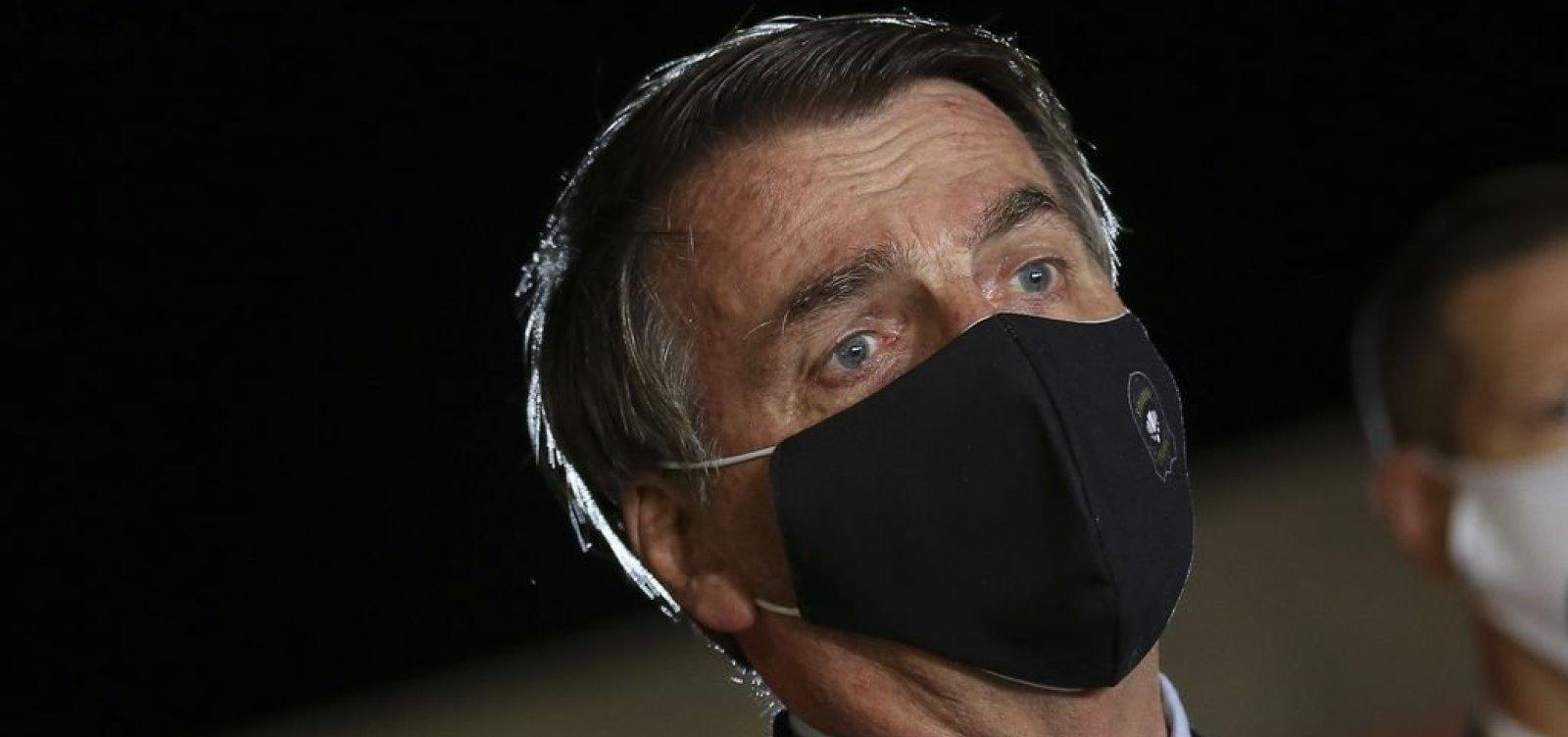 [Bolsonaro convoca ministros para discutir reação ao STF]
