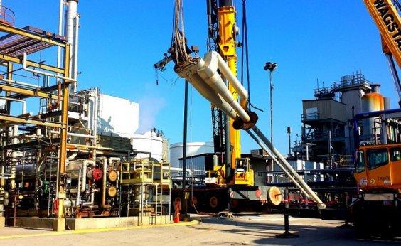 [Preços do petróleo caem devido a tensão entre EUA e China]