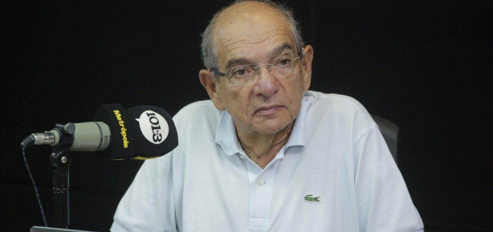 [Governo Bolsonaro está 'partindo para o confronto' após operação da PF, diz MK]