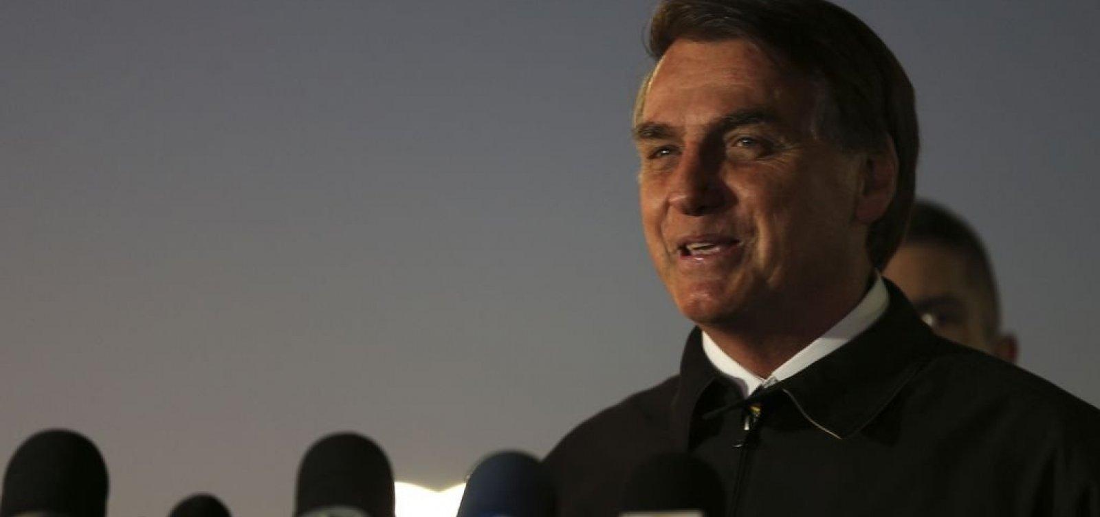 ['Não teremos outro dia como ontem, chega', diz Bolsonaro em recado ao STF]