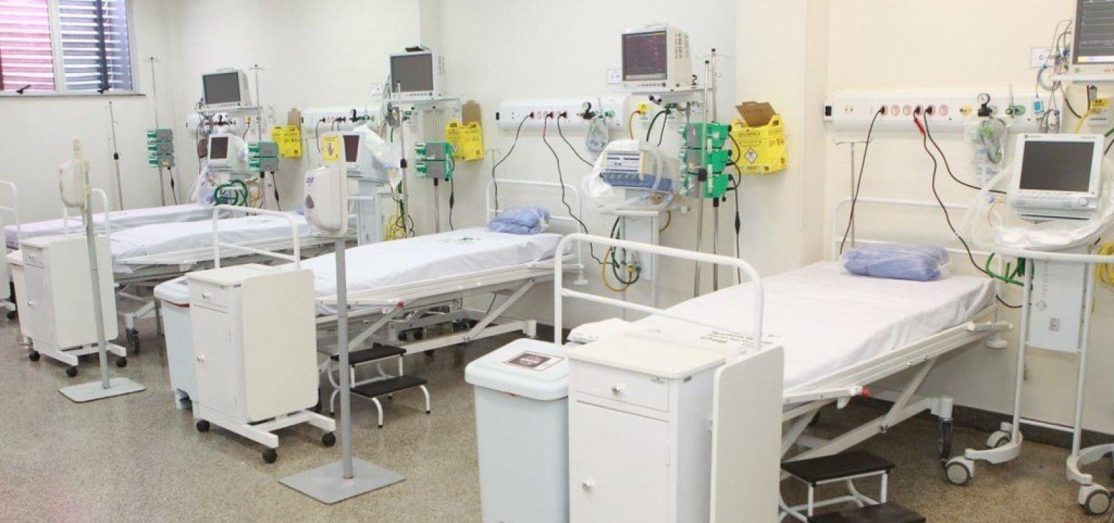 [ACM Neto projeta colapso de leitos clínicos em Salvador para 1º de junho]