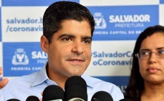 [Após ataques de Eduardo Bolsonaro, ACM Neto diz que país não precisa de radicalizações ou ameaças]