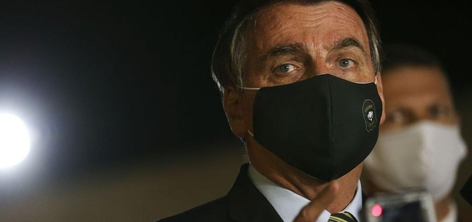 ['Se coloca no meu lugar. Passa por cima do Supremo?', diz Bolsonaro a apoiador um dia após criticar decisões da Corte]