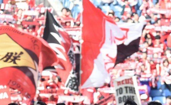 [Japão terá futebol com público a partir de 11 de julho]