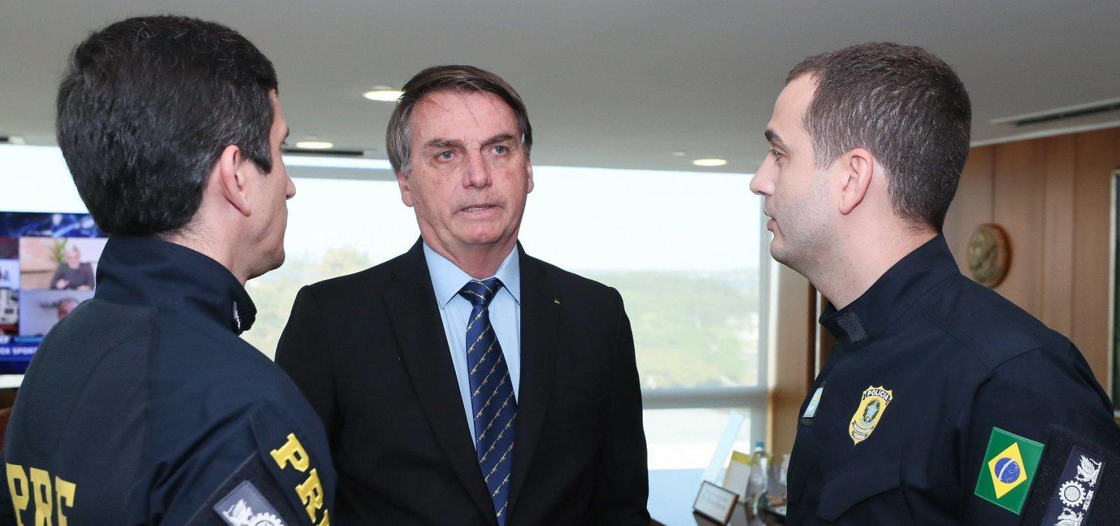 [PF informa ao STF que vai colher depoimento de Bolsonaro sobre inquérito]