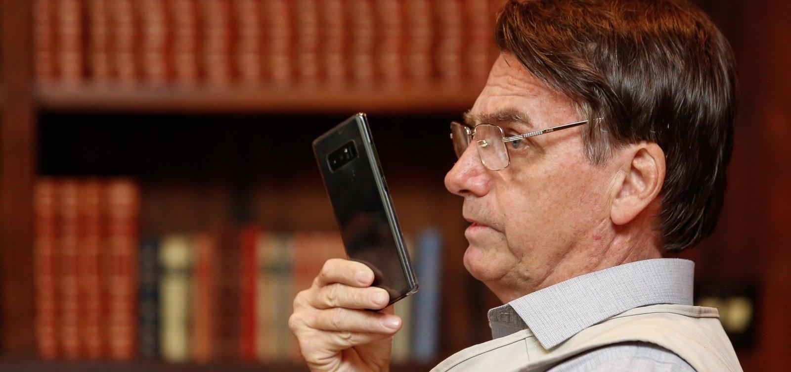 [Governo Bolsonaro estuda imitar Trump e impor regras contra redes sociais]