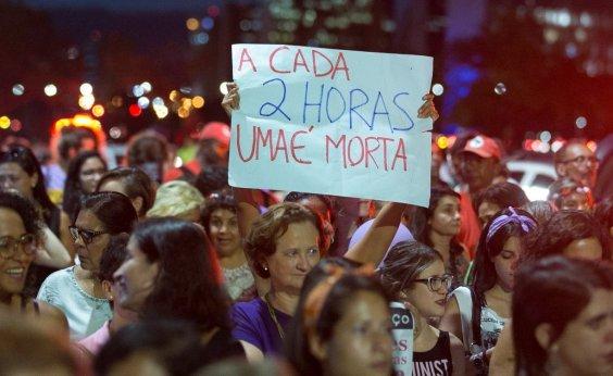 [Casos de violência contra mulher aumentam 36% no país durante a pandemia]
